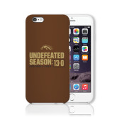 iPhone 6 Phone Case-Undefeated Season 13-0 Football 2016