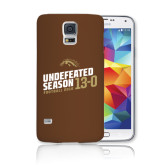 Galaxy S5 Phone Case-Undefeated Season Football 2016
