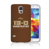 Galaxy S5 Phone Case-13-0 Undefeated Football Season 2016