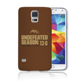 Galaxy S5 Phone Case-Undefeated Season 13-0 Football 2016