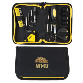 Compact 23 Piece Tool Set-WMU w/ Bronco Head