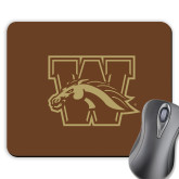 Full Color Mousepad-W w/ Bronco