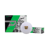 Nike Power Distance Golf Balls 12/pkg-W w/Bronco Head