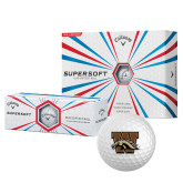 Callaway Supersoft Golf Balls 12/pkg-W w/ Bronco