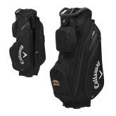 Callaway Org 14 Black Cart Bag-WMU w/ Bronco Head