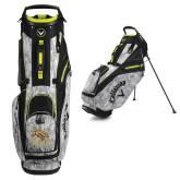 Callaway Hyper Lite 5 Camo Stand Bag-WMU w/ Bronco Head