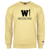 Champion Vegas Gold Fleece Crew-W Medicine
