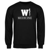 Black Fleece Crew-W Medicine