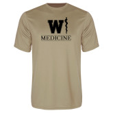 Performance Vegas Gold Tee-W Medicine