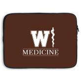 15 inch Neoprene Laptop Sleeve-W Medicine