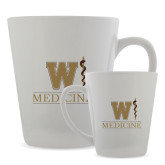 Full Color Latte Mug 12oz-W Medicine