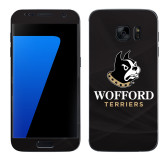 Samsung Galaxy S7 Skin-Wofford Terriers w/ Terrier