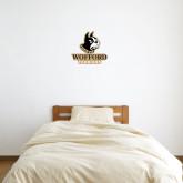 1 ft x 1 ft Fan WallSkinz-Wofford Terriers w/ Terrier