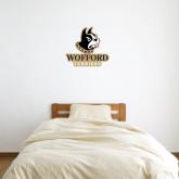 2 ft x 2 ft Fan WallSkinz-Wofford Terriers w/ Terrier