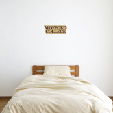 6 in x 1 ft Fan WallSkinz-Wofford College Stacked