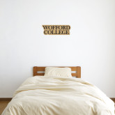 6 in x 2 ft Fan WallSkinz-Wofford College Stacked