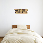 1 ft x 3 ft Fan WallSkinz-Wofford College Stacked