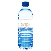Water Bottle Labels 10/pkg-Wofford College Stacked