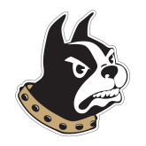 Medium Decal-Terrier, 8 inches tall