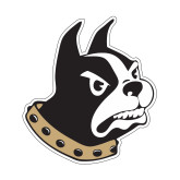 Small Decal-Terrier, 6 inches tall