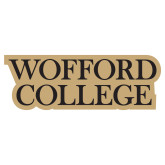 Extra Large Decal-Wofford College Stacked, 18 inches tall