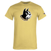 Champion Vegas Gold T Shirt-Terrier