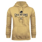 Champion Vegas Gold Fleece Hoodie-2017 Football Champions