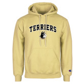 Champion Vegas Gold Fleece Hoodie-Terriers Arched w/ Terrier