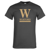 Charcoal T Shirt-W Wofford