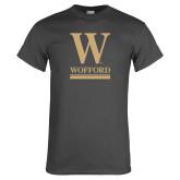 Charcoal T Shirt-W Wofford