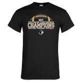 Black T Shirt-2017 Football Champions - Football