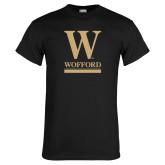 Black T Shirt-W Wofford
