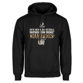 Black Fleece Hoodie-2019 Mens Basketball Champions