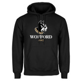 Black Fleece Hoodie-Dad