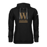 Adidas Climawarm Black Team Issue Hoodie-W Wofford