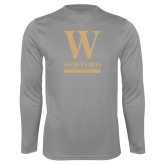 Performance Steel Longsleeve Shirt-W Wofford
