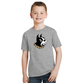 Youth Grey T-Shirt-Terrier