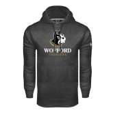 Under Armour Carbon Performance Sweats Team Hoodie-Wofford Terriers w/ Terrier