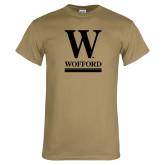 Khaki Gold T Shirt-W Wofford