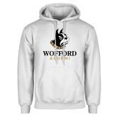 White Fleece Hoodie-Alumni