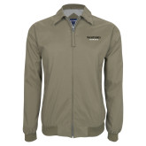 Khaki Players Jacket-Wofford Terriers Word Mark
