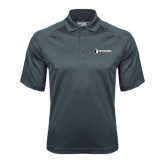 Charcoal Dri Mesh Pro Polo-Wofford Terriers w/ Terrier Flat