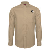 Red House Tan Long Sleeve Shirt-Terrier