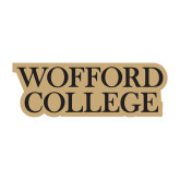 Medium Magnet-Wofford College Stacked, 8 inches tall