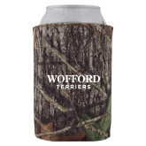 Collapsible Camo Can Holder-Wofford Terriers Word Mark