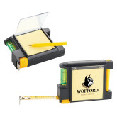 Measure Pad Leveler 6 Ft. Tape Measure-Wofford Terriers w/ Terrier