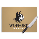 Cutting Board-Wofford Terriers w/ Terrier