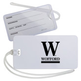 Luggage Tag-W Wofford