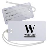 Luggage Tag-W Wofford