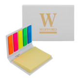 Micro Sticky Book-W Wofford